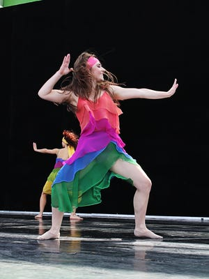 Rainbow Dance Theatre will perform 2 p.m. Saturday, Oct. 29 at the Polk County Folklife Festival.