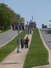 College of the Ozarks is supporting the students and has offered them confidential counseling, a spokeswoman said.