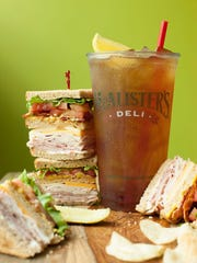McAlister's Deli is celebrating its newest metro store with free sandwiches between 11 a.m. and 2 p.m. Thursday.