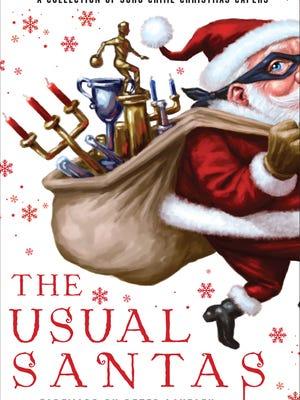'The Usual Santas.'