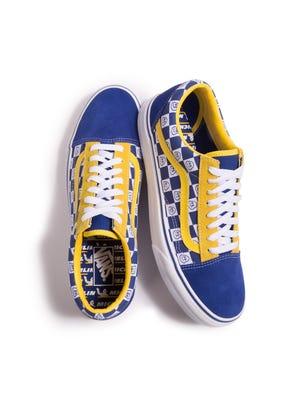 Vans shoes, Michelin tires combine on teen project