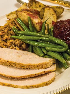 "Some Thanksgiving meals will be served on the holiday; some before, some after. One organization will provide a ""meal in a box"" -- all the ingredients so families can eat together in their own homes."