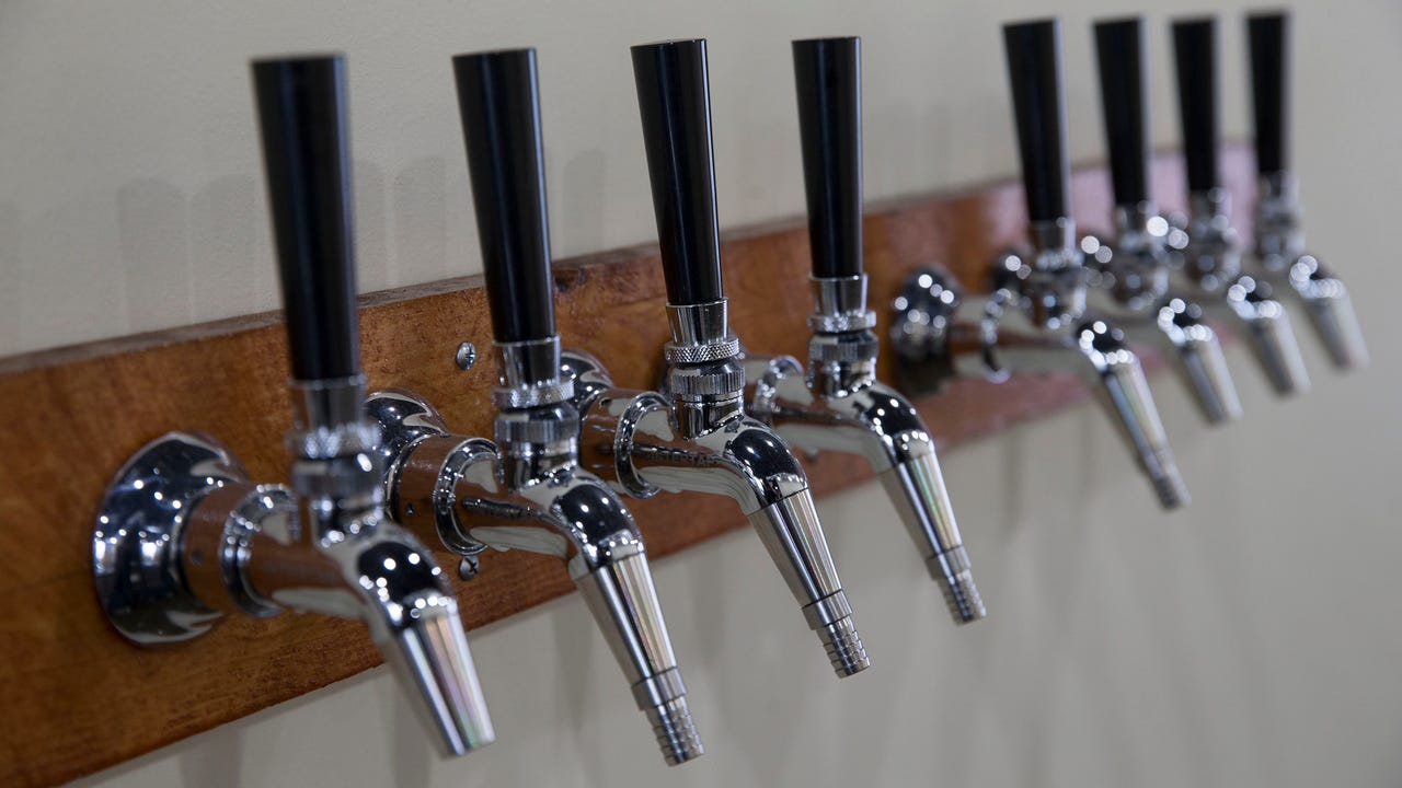 Check out this quick tour of Raritan Bay Brewing, a Keansburg microbrewery that opens in March.