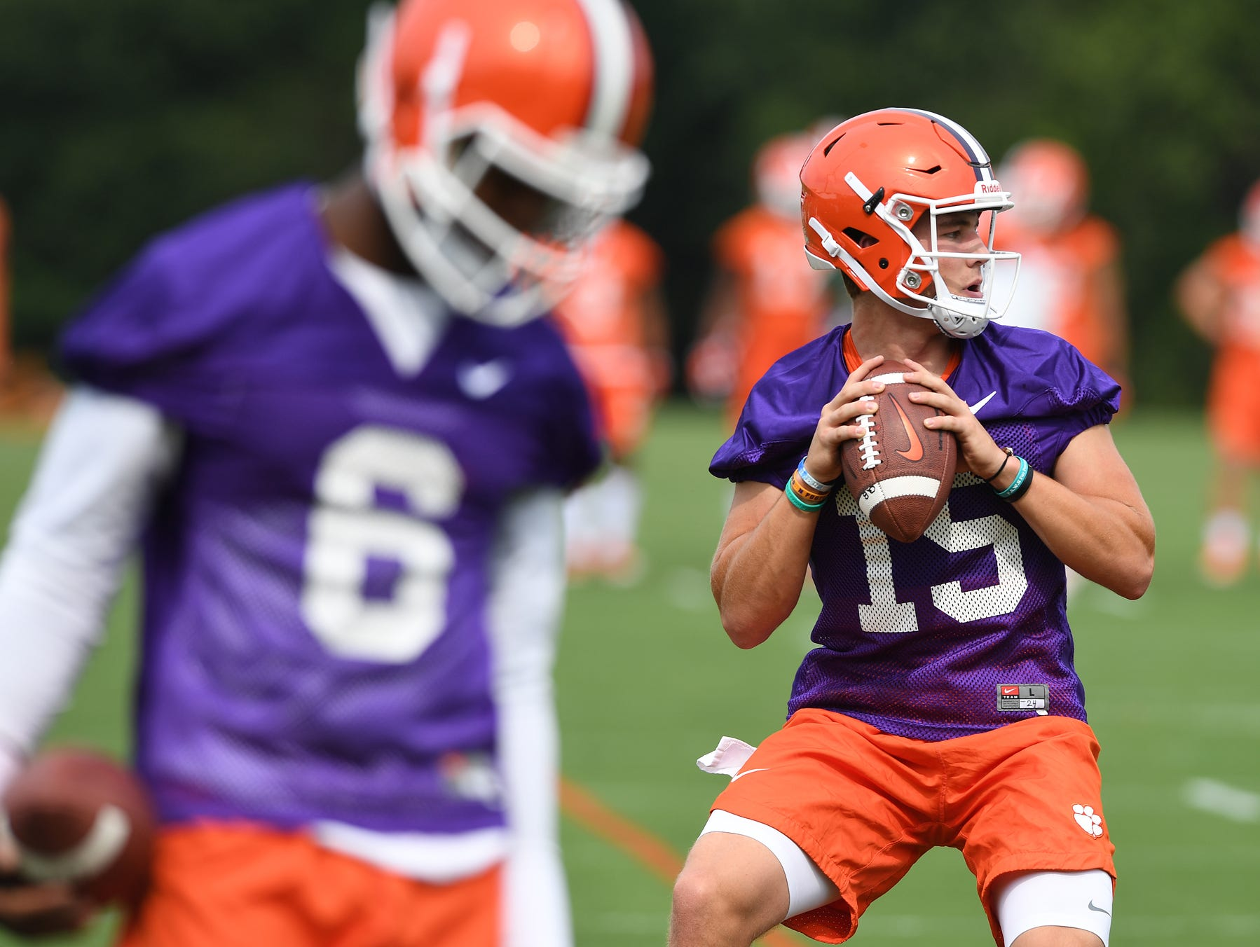 Check Out This Photo Gallery Of Clemson Getting Ready For The New Season!