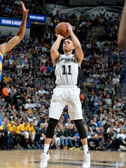 Former MSU and Sexton star Bryn Forbes is averaging