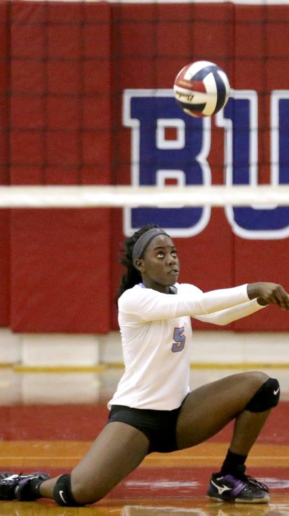 Socorro sweeps Canutillo in volleyball Tuesday night
