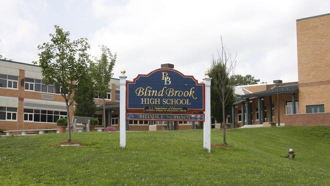 Blind Brook High School in Rye Brook