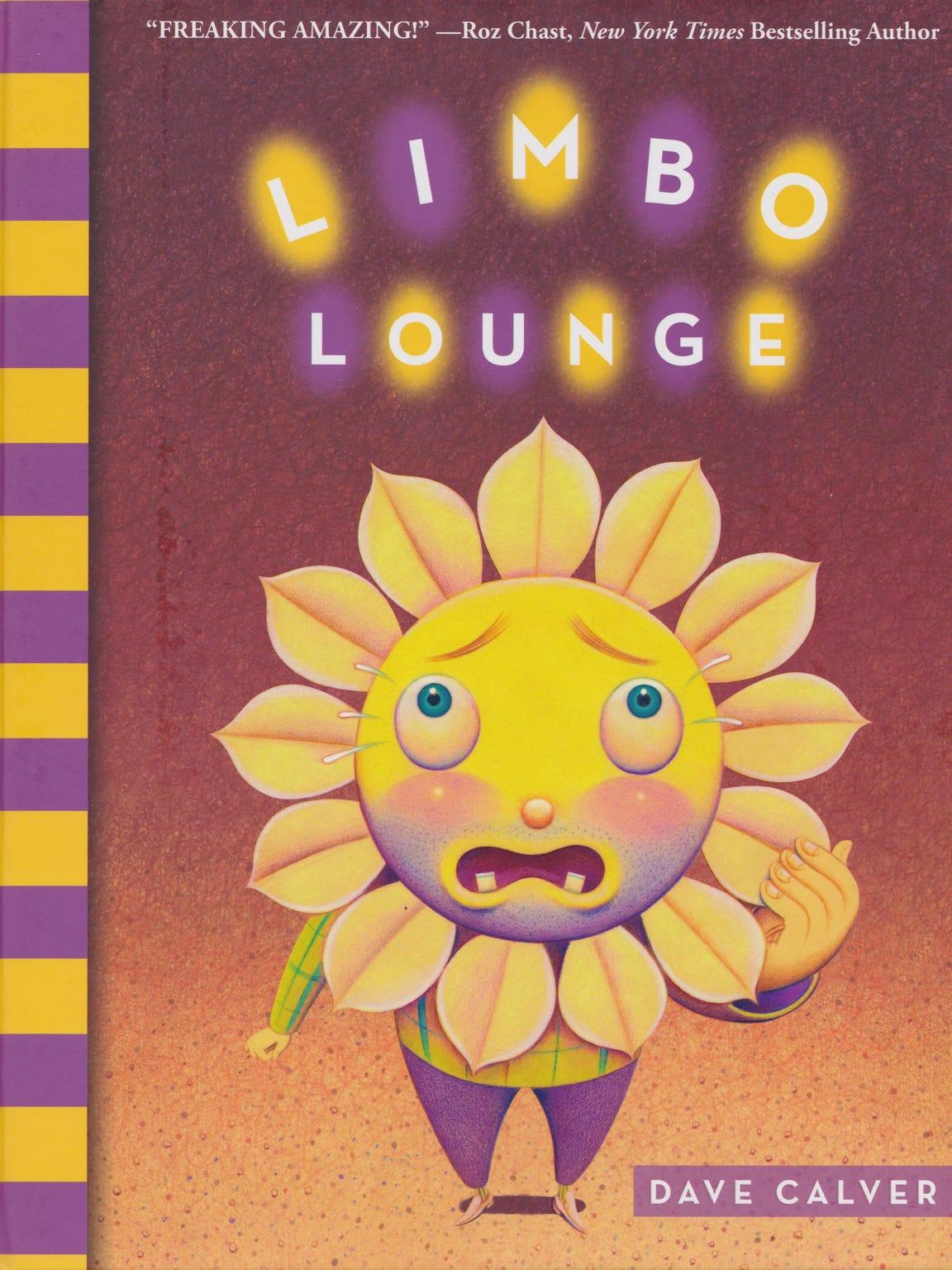"Palm Springs illustrator Dave Calver's new graphic novel ""Limbo Lounge"""