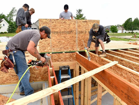 Wake Up Call Issued For Michigan Home Building