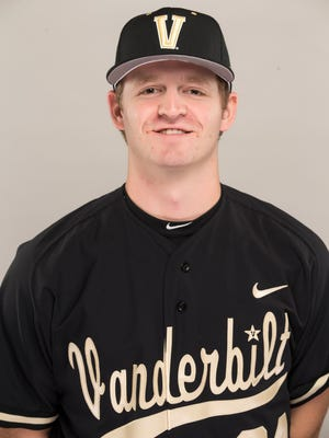 Hayden Stone dropped to 0-2 for the Commodores.