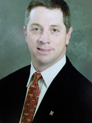 Dr. John Starr's appointment to the state College Board will have to be confirmed by the Mississippi Senate.