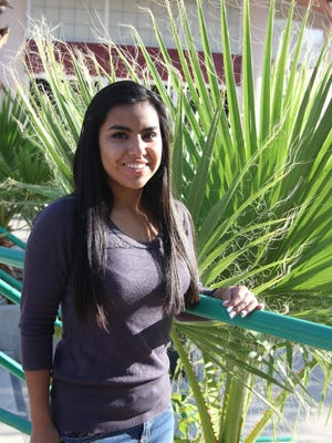 VVHS graduate Clarisa Hermosillo had open-heart surgery at just two weeks old.