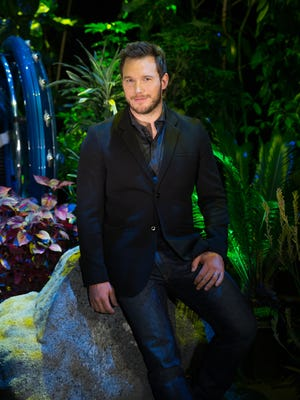 """Chris Pratt is now a superstar leading man. """"How I pick my projects has changed a lot in the last few years. Before, I didn't pick my projects. My projects picked me,"""" he says."""