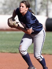 Jayme King played for the Wolf Pack in 2011, starting 36 games, before being diagnosed with cancer.
