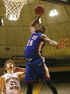 Players like Qiydar Davis could earn more minutes after Xavian Stapleton's transfer from Louisiana Tech.