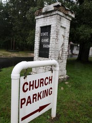 The Forked River Presbyterian Church would like to take over the abandoned game farm gatehouse located next to the Lacey church.