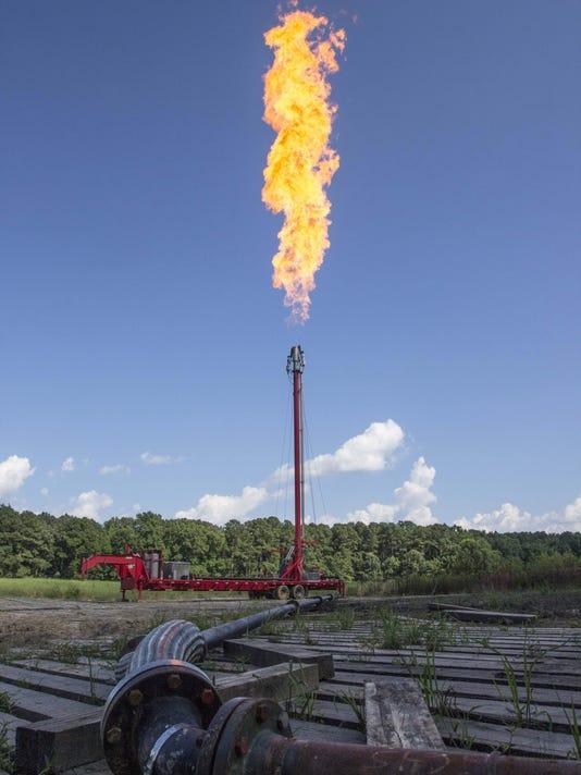 Piedmont Natural Gas - Flare Stack Procedure