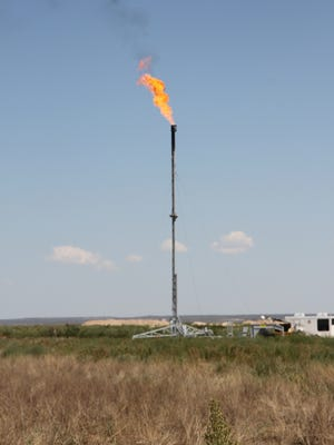 In Eddy County, flaring, which occurs during the producing of natural gas, is one factor in the county that creates higher ozone emissions.
