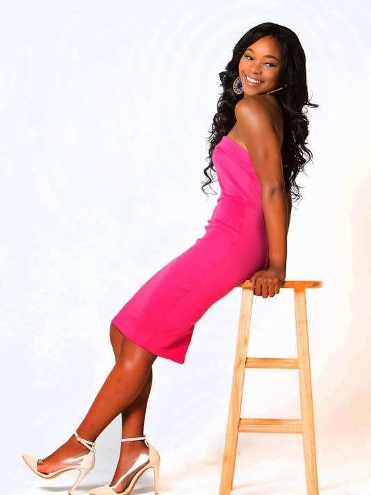 Renee Bull, Miss Delaware USA, StyleFilesRenee