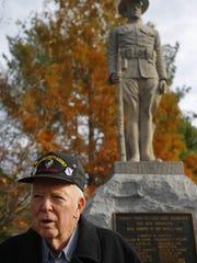 Army veteran Robert Latsch wants to make sure World
