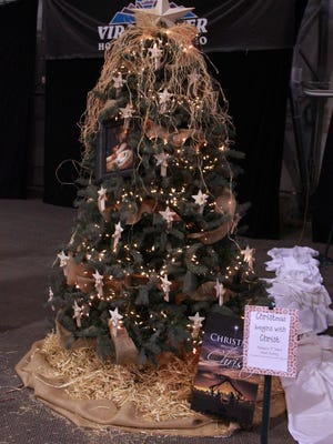 The Festival of tree will be open Wednesday from Wednesday through Saturday.