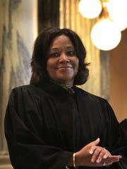 Judge Tanya Walton Pratt in a 2010 photo.