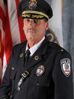 Chief Tom Preiser is retiring from Harvey Cedars Police Department.