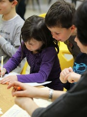 Families can get together and enjoy music, crafts and treats at Rosenthal JCC's Hanukkah Celebration.