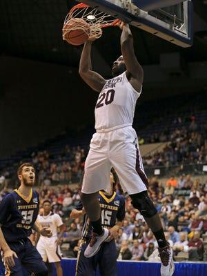 Mississippi State senior Gavin Ware is having a career-season.