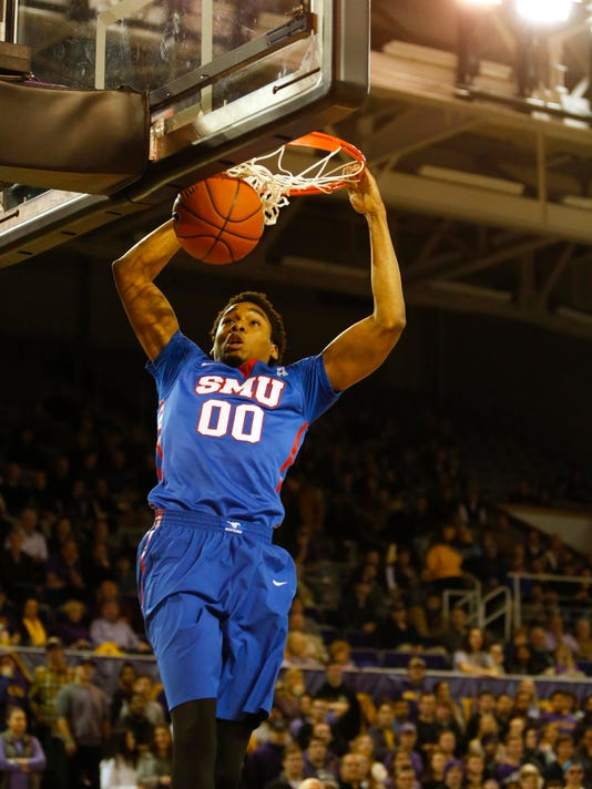 NCAA Basketball: Southern Methodist at East Carolina