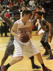 Rossview transfer Brad Allen has been a key piece to