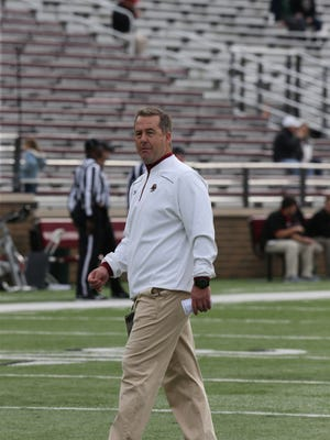 New Louisiana Tech offensive coordinator/wide receiver coach Todd Fitch will make $150,000.