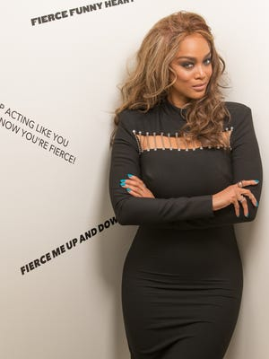 Tyra Banks ends a 22-season run of 'America's Next Top Model' on CW in December 2015.