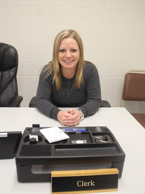 New financial manager completes the staff at Marengo City Hall