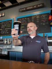 Matt Matthiesen, 43, opened West O Beer with his wife,