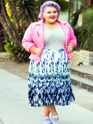 Ashley Nell Tipton for JCPenney