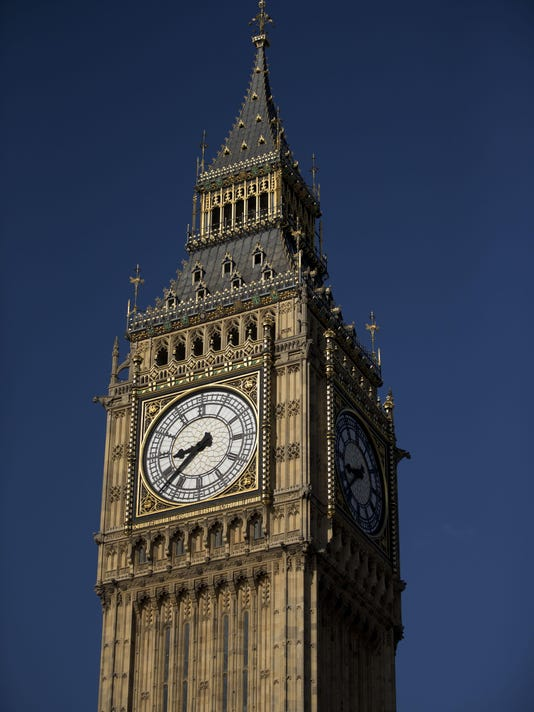 London S Big Ben To Be Shut For Repairs