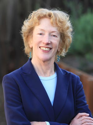 Jane Parker, 62, is running for District 4 county supervisor.