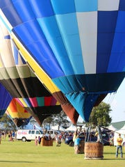 The Red River Balloon Rally and U.S. National Hot Air