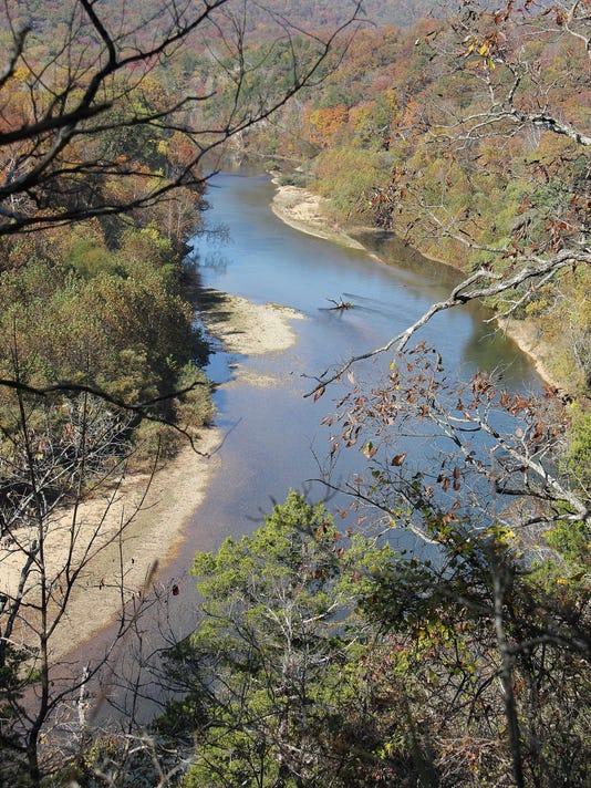 ?Pathfinder? hikes on Ozark Trail