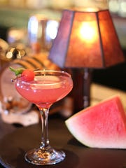 The Manolo at Second Story Liquor Bar features cold-pressed
