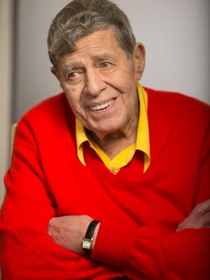 At 90, Jerry Lewis is appearing in the long-delayed drama 'Max Rose,' which starts rolling out to theaters Sept. 2.