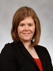 Amber C. Carlson, OD, practices Optometry at the Kaiser Permanente North Lancaster Medical Office.