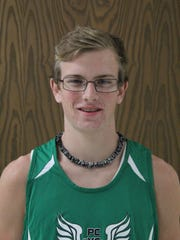 Perry Central cross country standout Marcus Graham