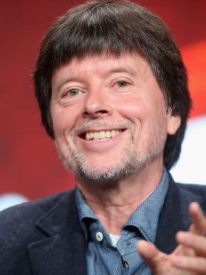 Filmmaker Ken Burns