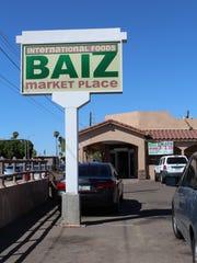 Baiz Market Place near 20th and Van Buren streets in