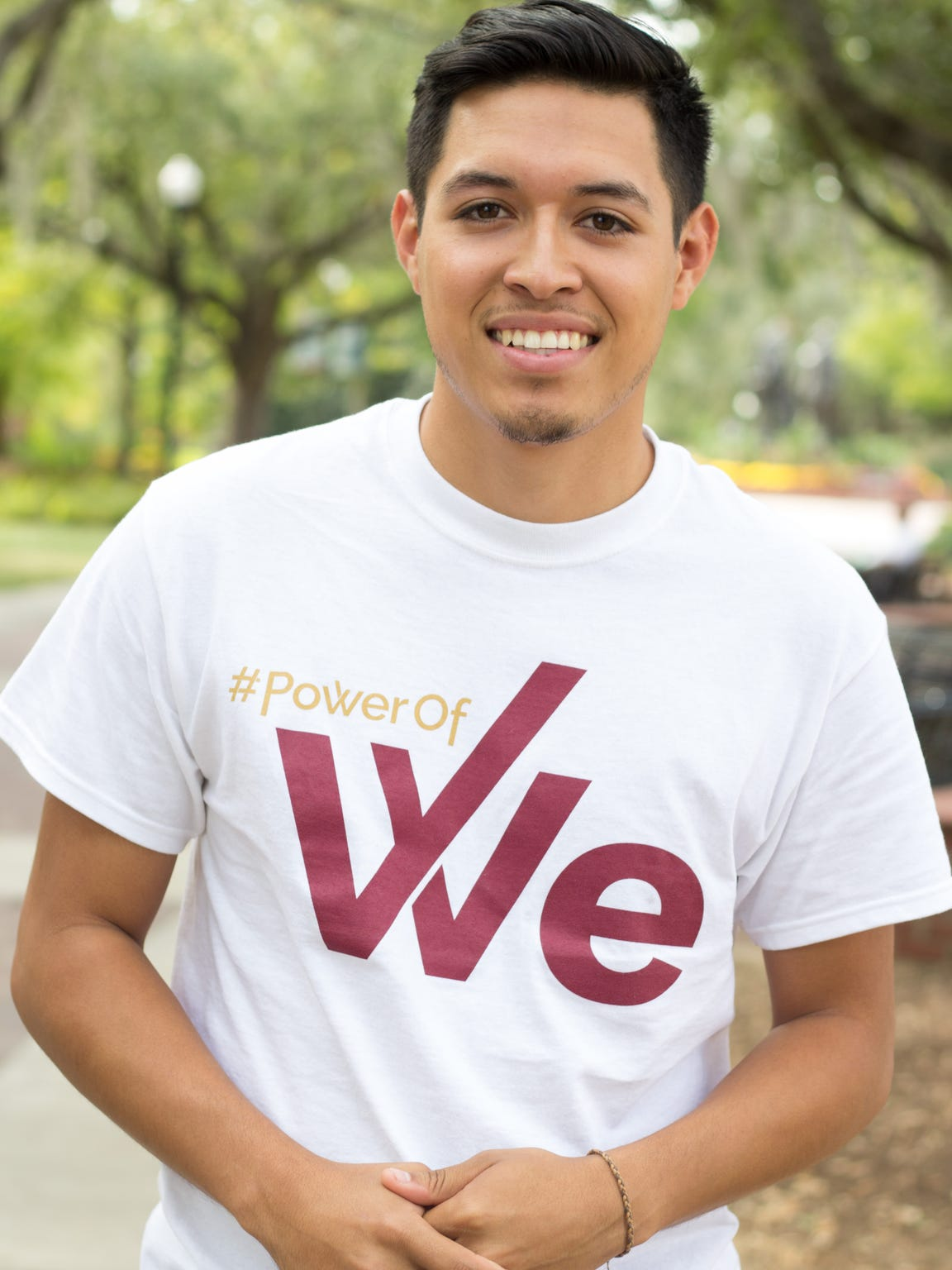 Alfredo Cortez of Florida State University's Student Government on October 27th, 2016.