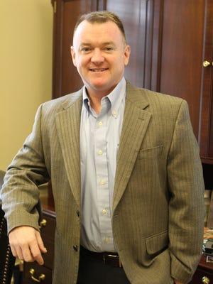 Tallahassee banking executive and TCC graduate, Don May.