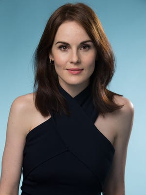 Michelle Dockery has moved from 'Downton Abbey's' Lady Mary to 'Good Behavior's' Letty Raines.