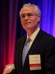 Attorney William Harrington, Clarkstown's special prosecutor